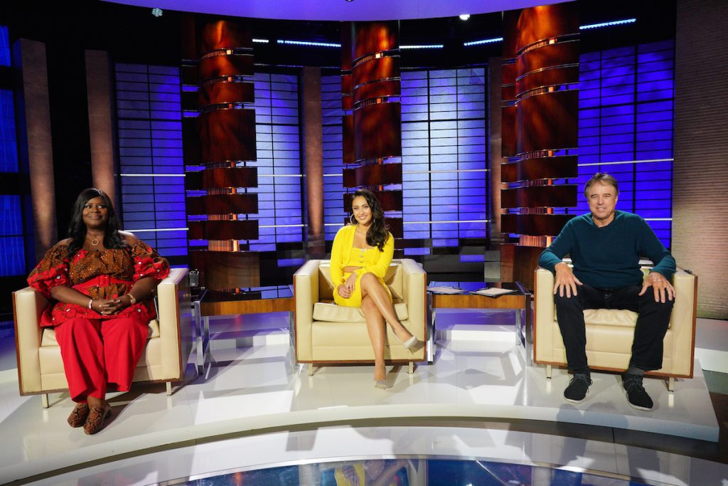 Kevin Nealon, Retta and Francia Raisa Appear on 'To Tell the Truth'