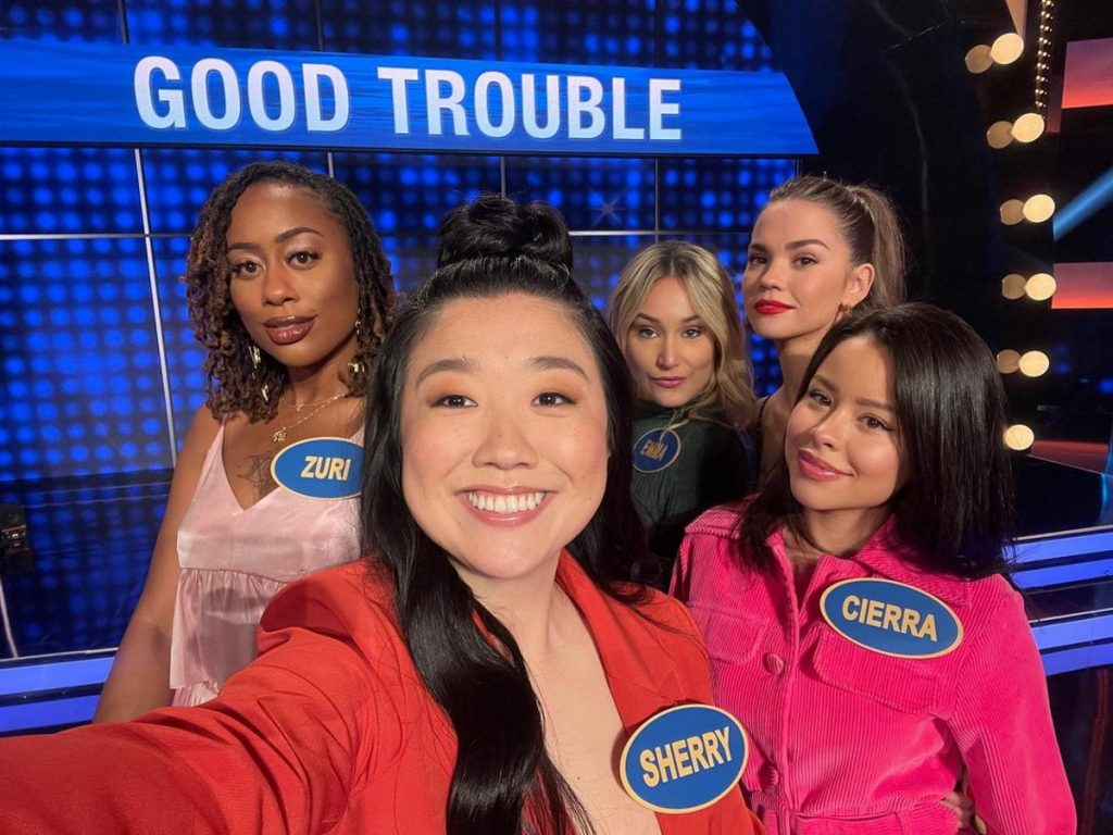 'Celebrity Family Feud': Casts of 'Good Trouble' vs. 'grown-ish' and 'Million Dollar Listing LA' vs. 'Million Dollar Listing NY'