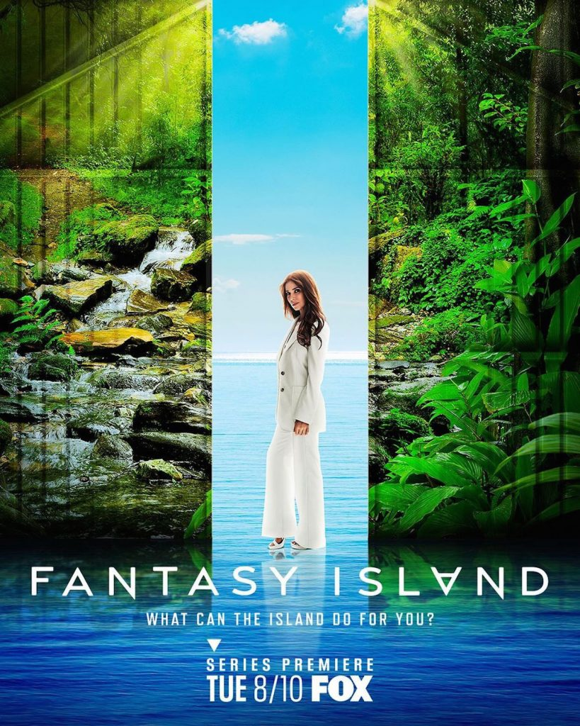 Everything to Know About Roselyn Sanchez's New Show 'Fantasy Island'