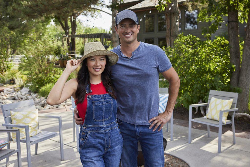 'Sweet Pecan Summer': Wes Brown & Christine Ko Star in New 2021 Hallmark Movie